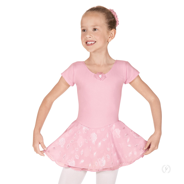 785d859ffacd Girls Princess Rose Dress by Eurotard