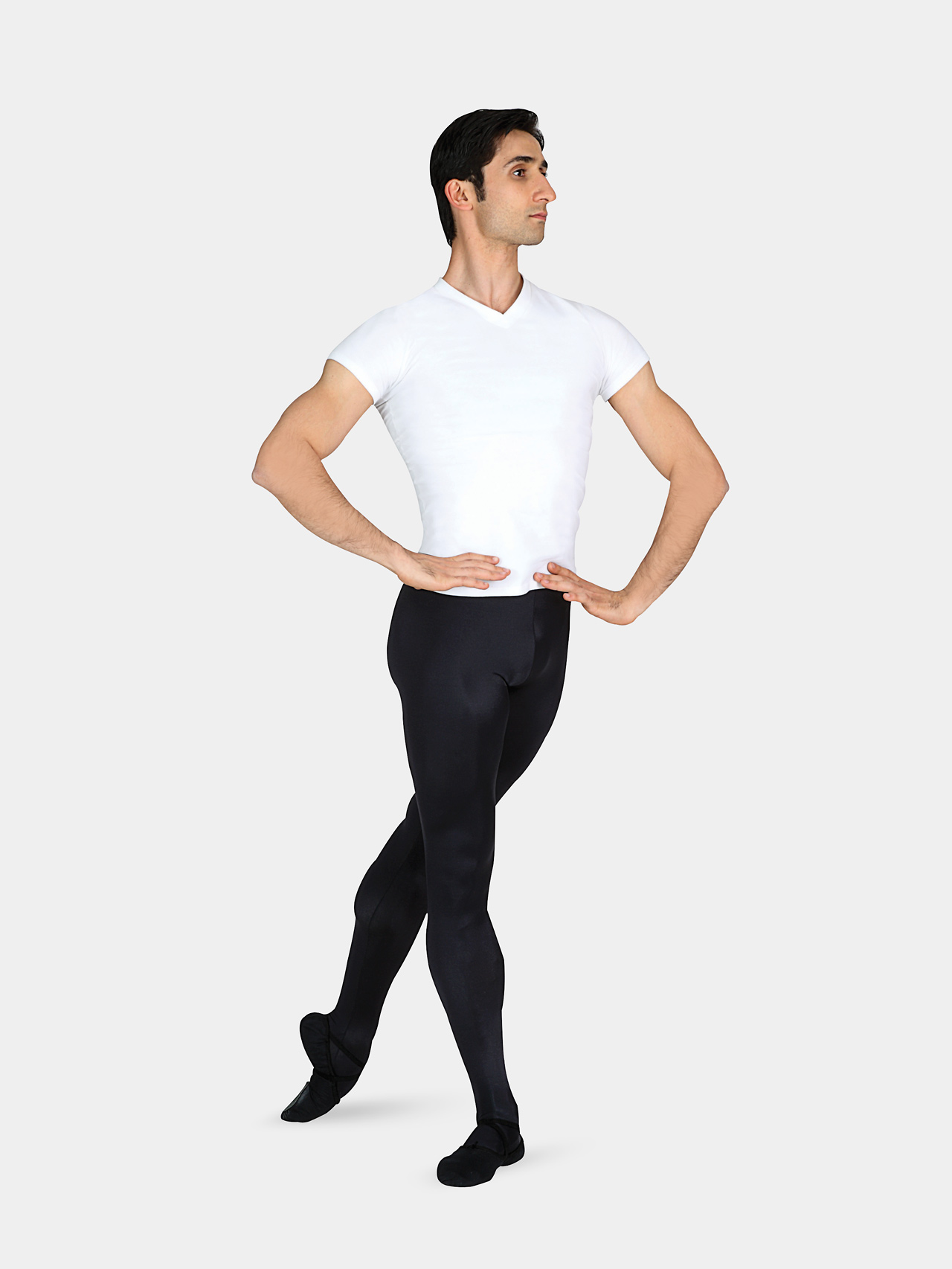 Mens Footed Tights by M. Stevens