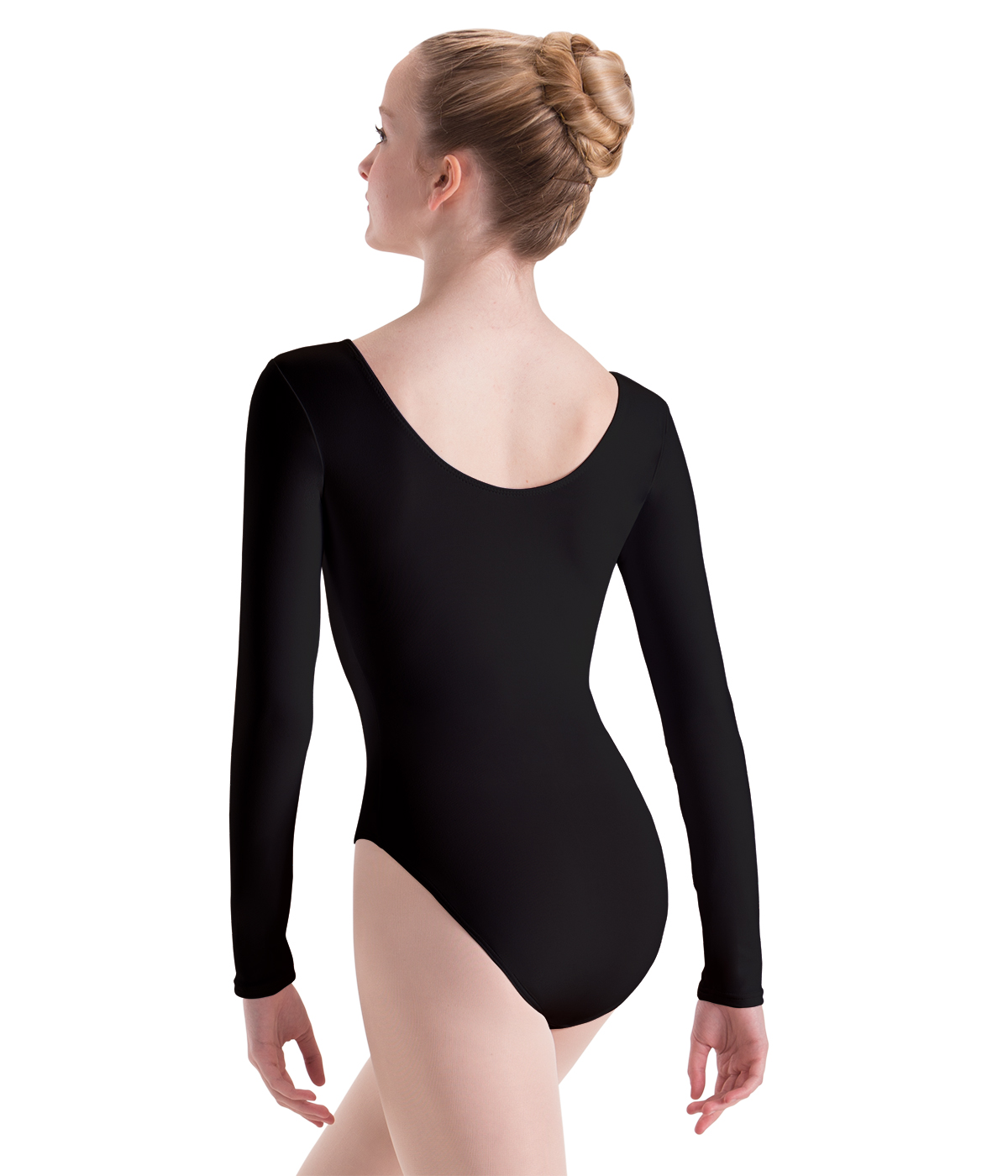 d893581b3c8fc Childrens Long Sleeve Leotard by Motionwear