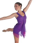 Radiant Mesh Tunic by Body Wrappers