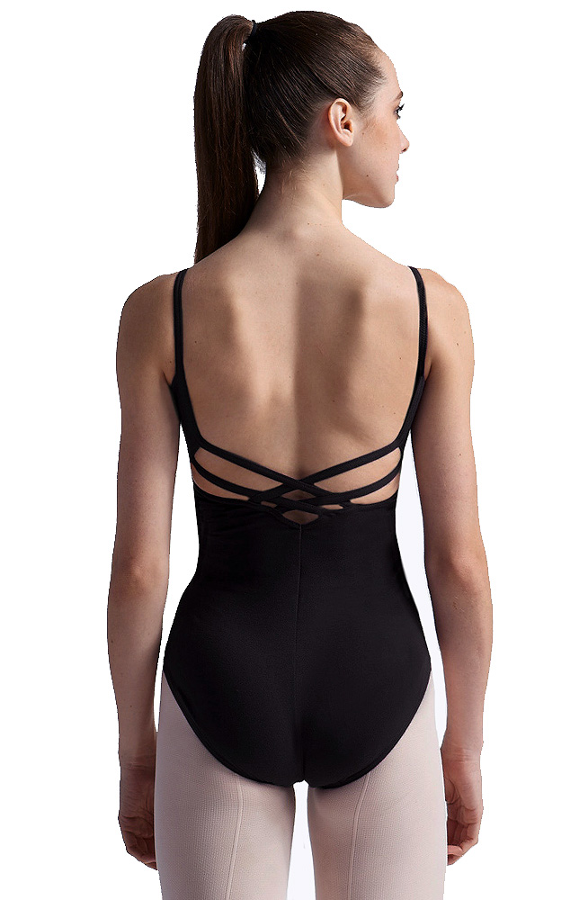 V Neck Camisole Leotard By Capezio