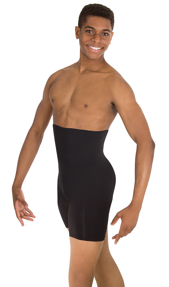 Mens Hi Waist Short By Body Wrappers