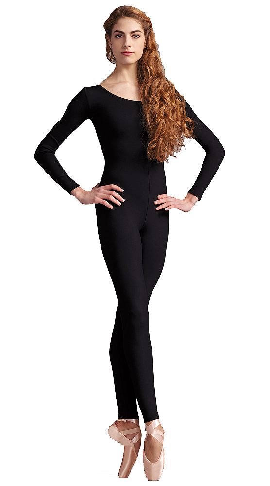 Team Basic Long Sleeve Unitard