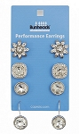 Performance Earrings by Bunheads