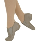 Jazz Ankle Boot in Suntan and Tan by Capezio