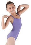 Girls Double Strap Camisole Leotard by Bloch