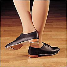 Womens Coppola Jazz Tap Shoe By Capezio
