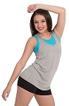 Loose Fit Tank Pullover by Body Wrappers