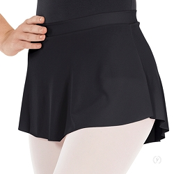 Adult Mini Pull-On Ballet Skirt by Eurotard
