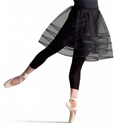 Clock Strikes Tutu Skirt By Capezio