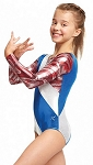 Freedom Gymnastics Leotard by Capezio