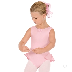 Girl's Flutter Skirt Leotard by Eurotard