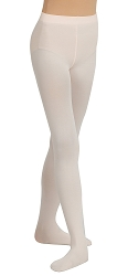 Self Knit Waistband Ultra Soft Footed Tight by Capezio