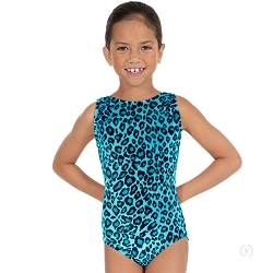 Girls Sweet Safari Gymnastics Leotard by Eurotard