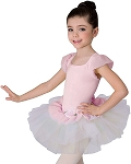 *NEW* Princess Aurora Ruffle Sleeve Tutu by Body Wrappers