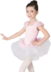 Princess Aurora Ruffle Sleeve Tutu by Body Wrappers