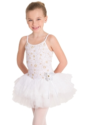 Princess Aurora Fancy Velvet Bodice Tutu by Body Wrappers