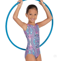 Girls Kaleidoscope Leotard by Eurotard
