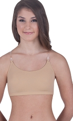 Childrens Pull on Bra by Body Wrappers