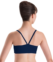 Camisole V-Back Bra Top by Motionwear