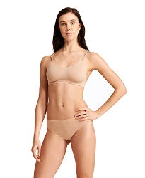 Seamless Low-Rise Thong by Capezio