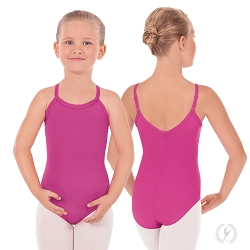 Girl's Convertible Camisole Leotard by Eurotard