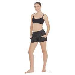Women's Ripstop Athletic Shorts by Eurotard