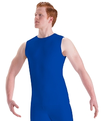 Boys Sleeveless Fitted Top by Motionwear