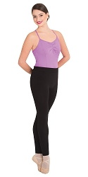 Brushed Featherweight Footless Tight/Pant by Body Wrappers