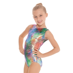 Metallic Mermaid Leotard by Eurotard