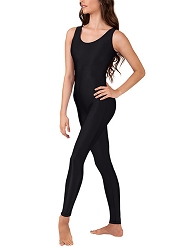 Nylon Lycra Tank Unitard by Baltogs