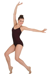 V-Back Lacing Cami Leotard by Premiere
