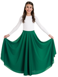 Childrens Circle Skirt by Body Wrappers