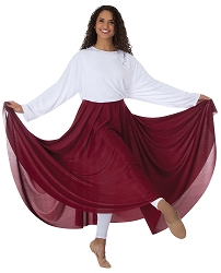 Adult Circle Skirt by Body Wrappers