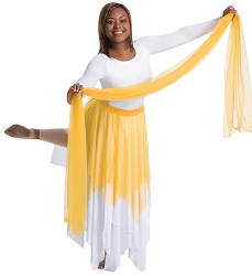 Chiffon Sash by Body Wrappers