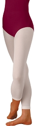 Childrens Soft Supplex Footless Tights by Body Wrappers