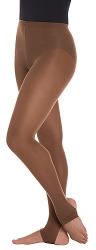 Adult Knit Waist Total Stretch Stirrup Tights by Body Wrappers