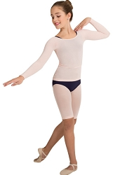 Childrens Low Rise Thigh Tight by Body Wrappers