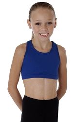Childrens Racerback Bra by Body Wrappers