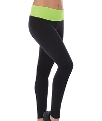 High Waisted Legging by Body Wrappers