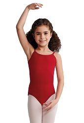 Childrens Adjustable Strap Camisole Leotard by Capezio