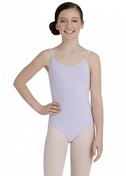 Childrens Princess Seamed Camisole Leotard by Capezio