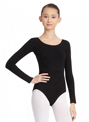Long Sleeve Leotard by Capezio
