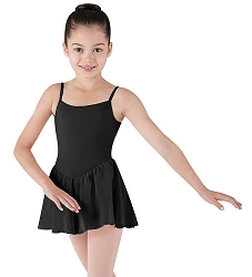 Camisole Leotard with Skirt Attached by Bloch