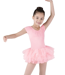 Girls Heart Tutu Dress by Bloch