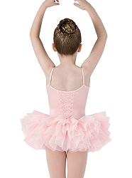 Childrens Corset Back Tutu Dress by Mirella
