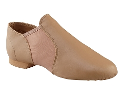 Economy Slip On Jazz Shoe by Capezio