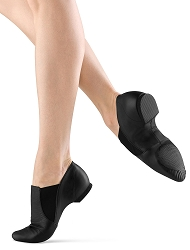 Childrens Elasta Bootie Jazz Shoe by Bloch