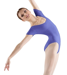 Short Sleeve Leotard by Bloch
