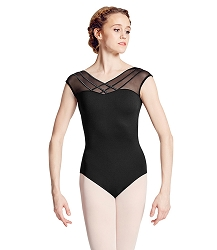 Altair Cap Sleeve Leotard by Bloch